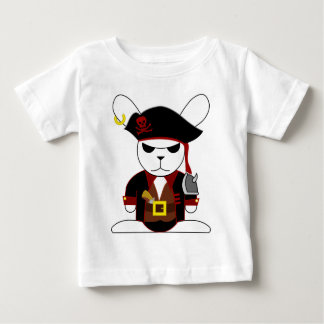 Pirate Bunny Bruno Baby T-Shirt