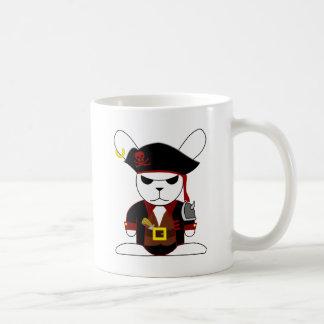 Pirate Bunny Bruno Coffee Mug