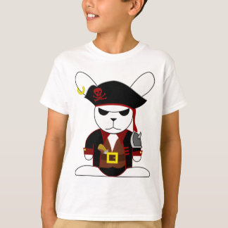 Pirate Bunny Bruno T-Shirt