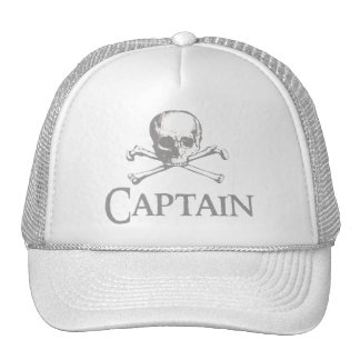 Pirate Captain Cap