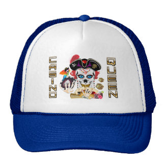 Pirate Casino Queen Important Read About Design Trucker Hat