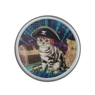 pirate cat bluetooth speaker