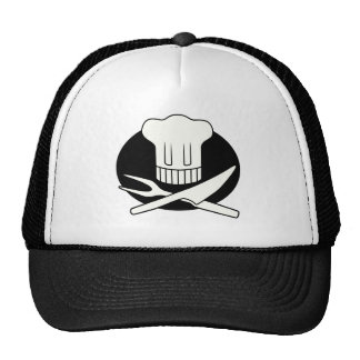 Pirate Chef Cap