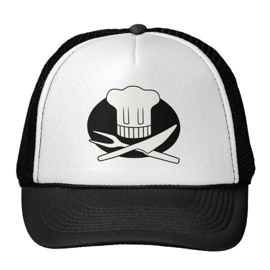 Pirate Chef Cap