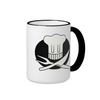 Pirate Chef Coffee Mug