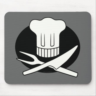 Pirate Chef Mouse Mat
