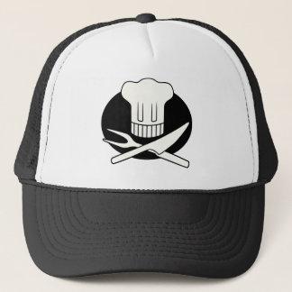 Pirate Chef Trucker Hat