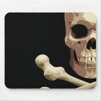 Pirate Club Mouse Mat