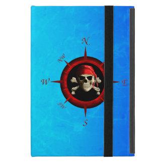 Pirate Compass Rose iPad Mini Case