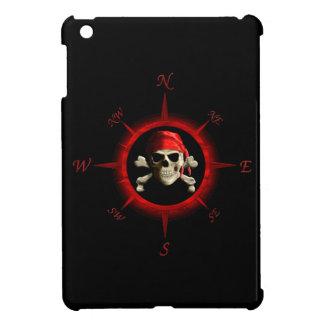 Pirate Compass Rose iPad Mini Cover