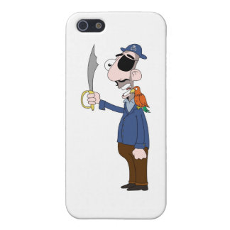 Pirate Cover For iPhone 5/5S