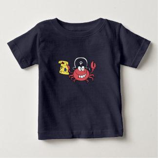 Pirate Crab Baby T-Shirt