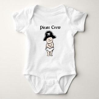 Pirate Crew Baby Clothes Baby Bodysuit