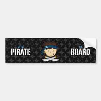 Pirate Crewman Bumper Sticker