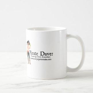 Pirate Dave Coffee Mug