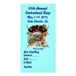 Pirate Days Lake Charles, Louisiana. 30 Colours Photo Cards
