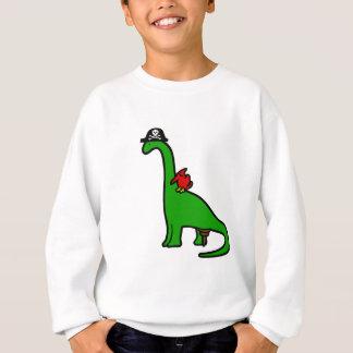 Pirate Dinosaur - Brachiosaurus Sweatshirt