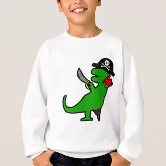 Pirate Dinosaur Sweatshirt