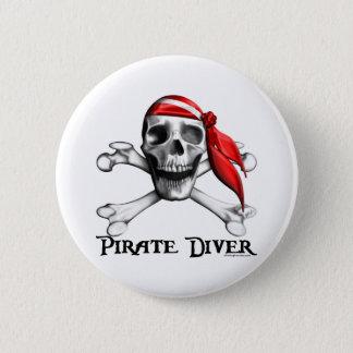 Pirate Diver Button