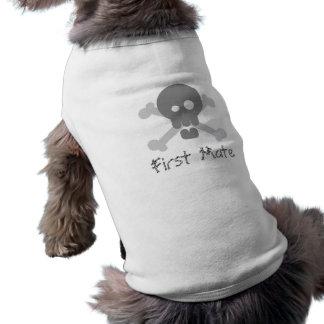 Pirate Dog-First Mate Shirt