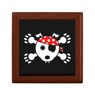 Pirate Dog Gift Box