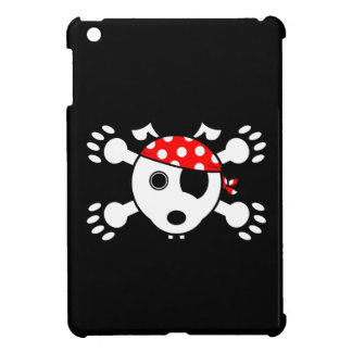 Pirate Dog iPad Mini Cover