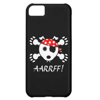 Pirate Dog iPhone 5C Case