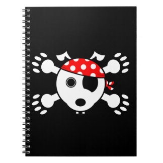Pirate Dog Notebook