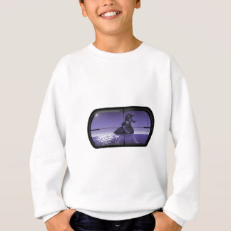 Pirate Duck Torpedoed Sweatshirt
