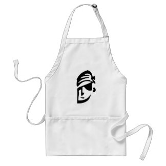 Pirate Dude Aprons