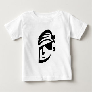 Pirate Dude Baby T-Shirt