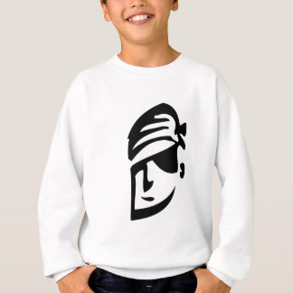 Pirate Dude Sweatshirt