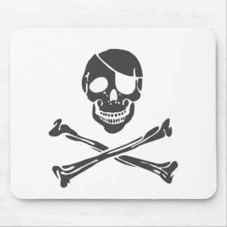 Pirate - Emo Alternative Grunge Rock Punk Scene Mouse Mats