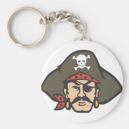 Pirate Fever Key Ring