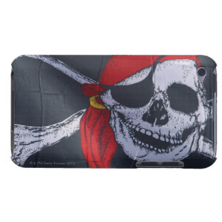 Pirate flag barely there iPod cases