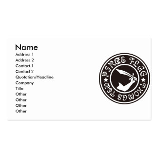 PIRATE_FLAG BUSINESS CARDS