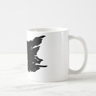 Pirate flag coffee mug