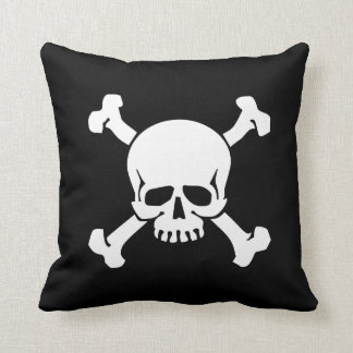 Pirate Flag Cushion