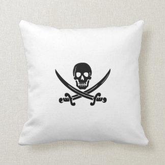 Pirate Flag Cushion