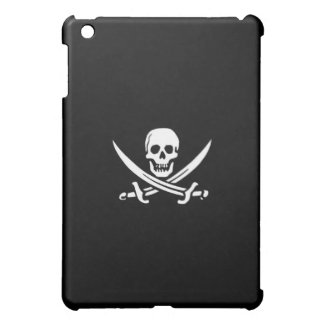 Pirate Flag iPad Mini Covers
