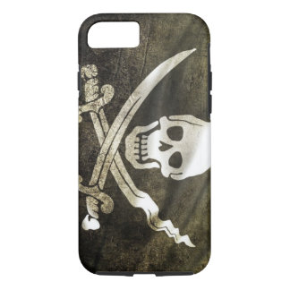 Pirate Flag iPhone 7 Case