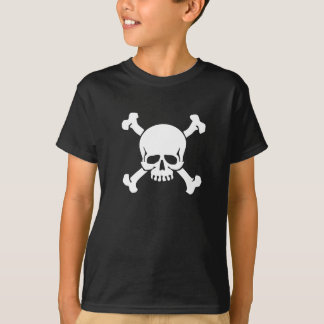 Pirate Flag Skull and Crossbones T-Shirt