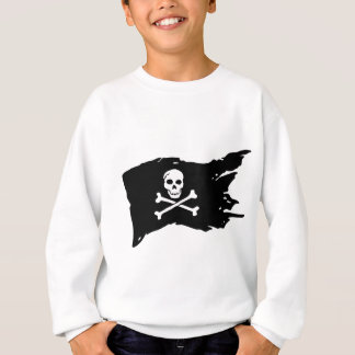 Pirate flag sweatshirt