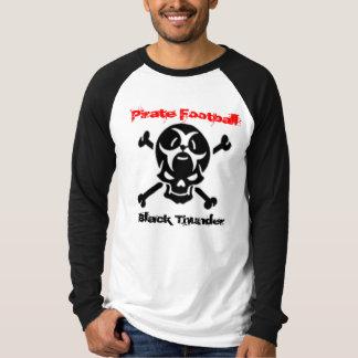 Pirate Football Black Thunder - Mens Shirt