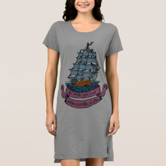 Pirate Frigate Women's American Apparel T-Shirt