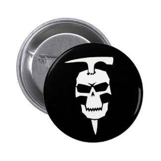 Pirate Geologist 6 Cm Round Badge