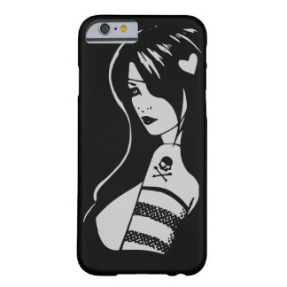 Pirate Girl Barely There iPhone 6 Case