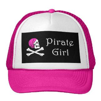 Pirate Girl Cap