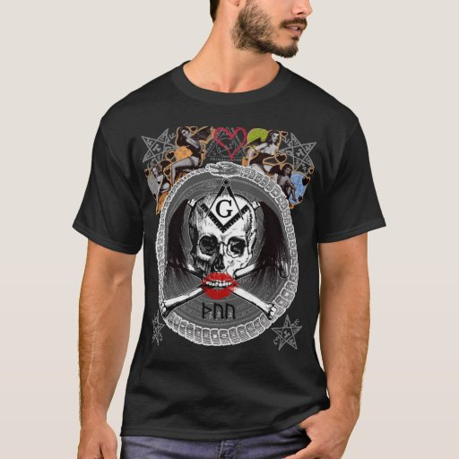 Pirate Goetia Witch Succubus Genie T-Shirt