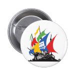 Pirate Google Pinback Buttons